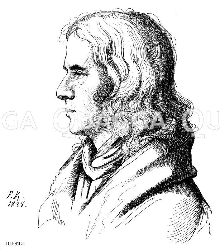Adelbert Von Chamisso Poet Adelbert Von Chamisso 1781
